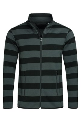 Жакет ACTIVE STRIPED FLEECE JACKET Men