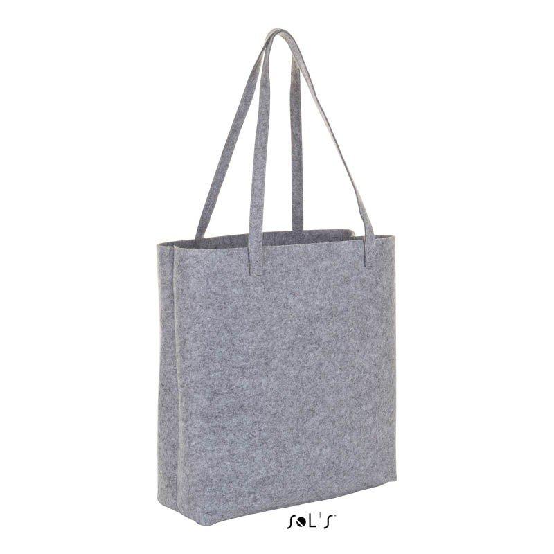 291bc45c0f2f Велика фетрова сумка для покупок SOL'S LINCOLN - Корпоративні та ...